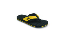 The North Face Men's BASE CAMP FLIP-FLOP tnf yellow black